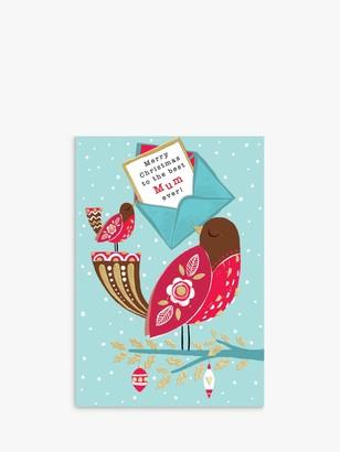 Rachel Ellen Robins Mum Christmas Card