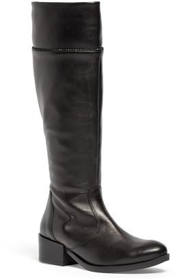Italian Shoemakers Fresia Leather Knee High Boot