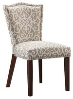 Nobrand No Brand Gally Dining Chair - Taupe (Set of 2)
