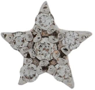 Kismet By Milka 14kt Rose Gold Star Diamond Stud