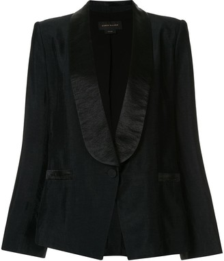 Karen Walker Vista tuxedo jacket