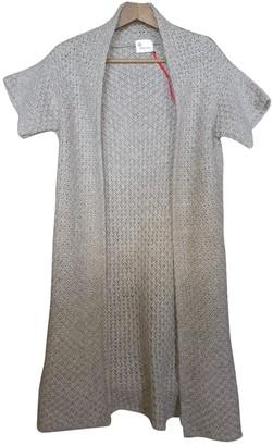 Stella Forest Beige Wool Jacket for Women