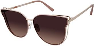 Rocawear Women's R671 Rgld Cateye Sunglasses
