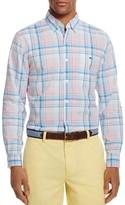 Vineyard Vines Saba Rock Plaid Tucker Slim Fit Button-Down Shirt