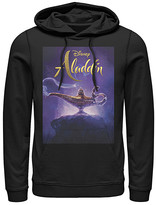 Fifth Sun Sweatshirts and Hoodies BLACK - Aladdin Black Live Action Cover Pullover Hoodie - Adult