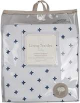 Living Textiles Jersey Fitted Sheet - Starry Night