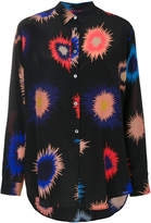 Paul Smith floral printed shirt