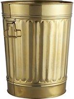 CB2 Gold Wastecan