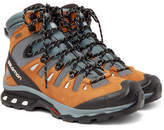 Salomon Quest 4d 3 Gore-Tex And Nubuck Hiking Boots