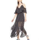 MISA Women's Desi Dress - Black