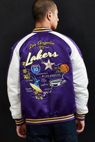 Starter X UO NBA Los Angeles Lakers Souvenir Jacket