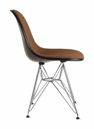 Design Within Reach Eames Upholstered Shell Side Chair