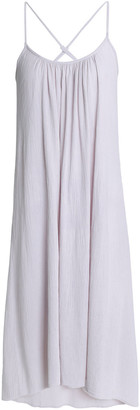 Kain Label Tie-dye Crepe De Chine Midi Dress