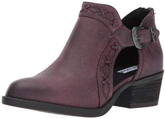 Not Rated Women's Kikki Ankle Bootie M US
