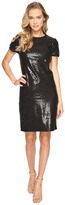 rsvp Portland Studded Sequin Dress