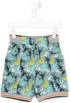 No Added Sugar Bee's Knees shorts - kids - Cotton/Spandex/Elastane - 3 yrs