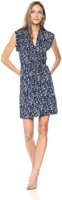 French Connection Women's Jersey Wrap Dress