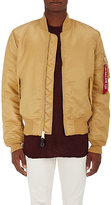 Alpha Industries Men's MA-1 Reversible Flight Jacket