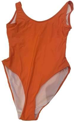 Onia Orange Synthetic Swimwear