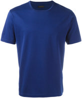 Z Zegna plain T-shirt - men - Cotton - L