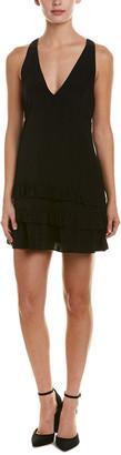 IRO Blutie A-Line Silk Dress