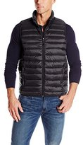Hawke & Co Men's Big-Tall Lightweight Down Packable Puffer Vest