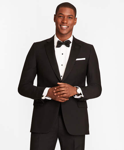 Brooks Brothers 1818 One-Button Fitzgerald Tuxedo