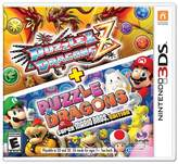 Nintendo Puzzle Dragons Z + Puzzle Dragons Super Mario Bros. Edition 3DS - Email Delivery