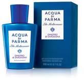 Acqua di Parma Blu Mediterraneo Ginepro di Sardegna Energizing Shower Gel