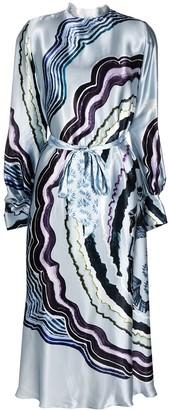 Temperley London Leonie printed dress
