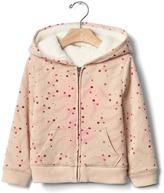 Gap Cozy star zip hoodie