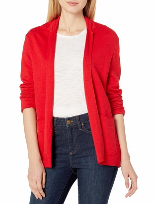 Majestic Filatures Women's Fitted Blazer