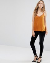 Vila Velvet Leggings