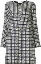 Tory Burch square print dress