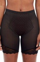 Spanx R) Spotlight On Lace Mid-Thigh Shorts