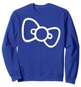 Hello Kitty Retro Bow Sweatshirt