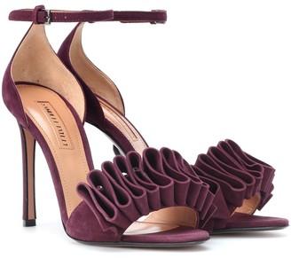 Samuele Failli Exclusive to Mytheresa a Alexandra 105 suede sandals