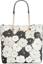 Betsey Johnson Floral Medium Tote