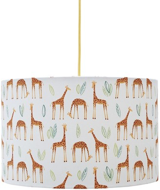 Giraffes Lampshade Large