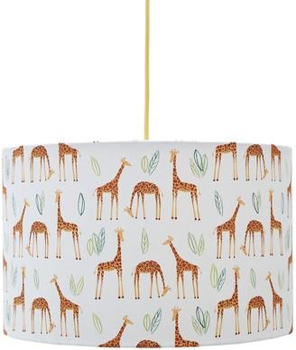 Rosa & Clara Designs Giraffes Lampshade Large