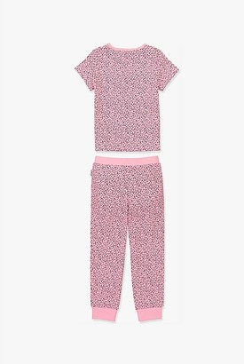 Country Road Organically Grown Cotton Logo Print Pyjama Set