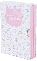Hello Kitty Keepsake Baby Books