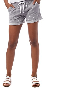 Alternative Star Print Shorts