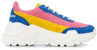 Joshua Sanders Chunky Heel Sneakers