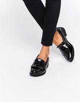 Glamorous Tassel Fringed Loafer Flat Shoes