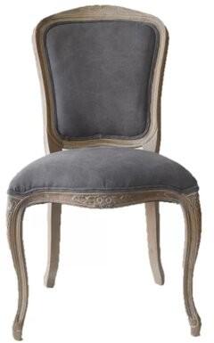 One Allium Wayâ® Ella Upholstered Dining Chair One Allium WayA