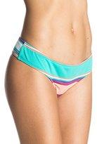 Roxy Women's Wave Chaser Cheeky Mini Bikini Bottom