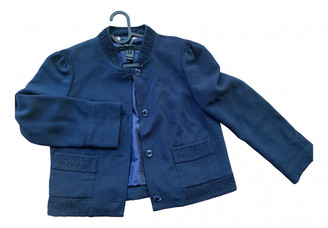 Marc by Marc Jacobs blue Viscose Jackets