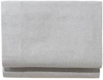L.L. Bean Ultrasoft Comfort Flannel Sheet, Flat