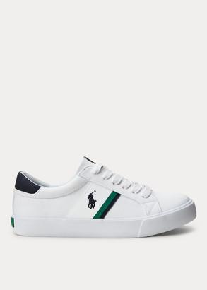 Ralph Lauren Gaffney Canvas Sneaker